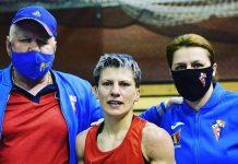 Pentru Lacramioara Perijoc s-a anulat turneul mondial de calificare la Olimpiada