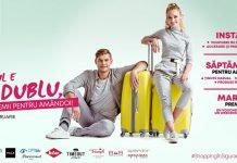 Surprize si premii la dublu in luna iubirii la Shopping City Targu Jiu