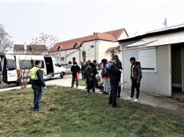 Actiuni ale fortelor de ordine din Oradea in vederea stoparii fenomenului cersetoriei