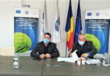 Branșamente, racorduri și apometre inteligente în 10 localități din județul Dolj, în baza contractului de lucrări semnat de Apă Oltenia
