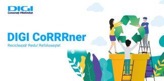 Digi CoRRRner Peste 270 de magazine din Romania vor avea recipiente de colectare DBA & DEEE