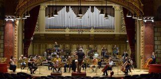 """Filarmonica """"George Enescu"""" anunță anularea concertelor cu public din 9 și 10 martie 2021"""