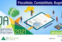 Fiscalitate, Contabilitate, Bugetare, primul webinar susținut de consultanții Citibank, în cadrul incubatorului JA BizzFactory