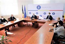 Ministrul Justitiei Stelian Ion in dialog cu societatea civila despre situatia dosarului 10 august