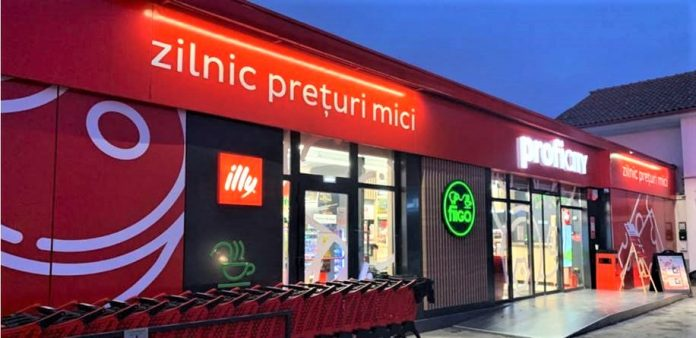 Noua generație Profi City, inaugurată la Timișoara - prezintă o zonă de convenience mai largă decât a magazinelor ProfiGo