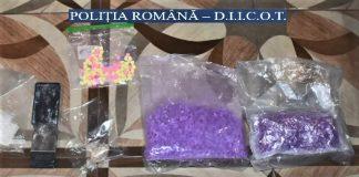 Perchezitii in Brasov la traficanti de droguri