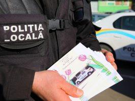 Politia Locala Constanta in misiune speciala de 8 martie