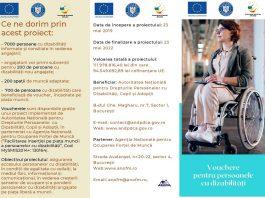 Sibiu Vouchere in valoare de pana la 5000 de euro pentru tehnologie asistiva dedicata persoanelor cu dizabilitati