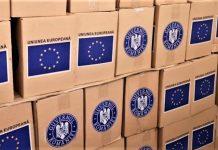 La Constanța începe distribuirea pachetelor cu produse de igienă și produse alimentare pentru persoanele defavorizate - ajutoare ue