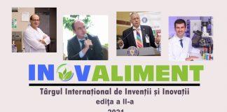 Au început inscrierile pentru INOVALIMENT 2021 targ international de invenții si inovatii in domeniul alimentar