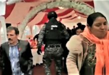 Dolj Nunta oprita de politisti in satul Catanele Noi VIDEO